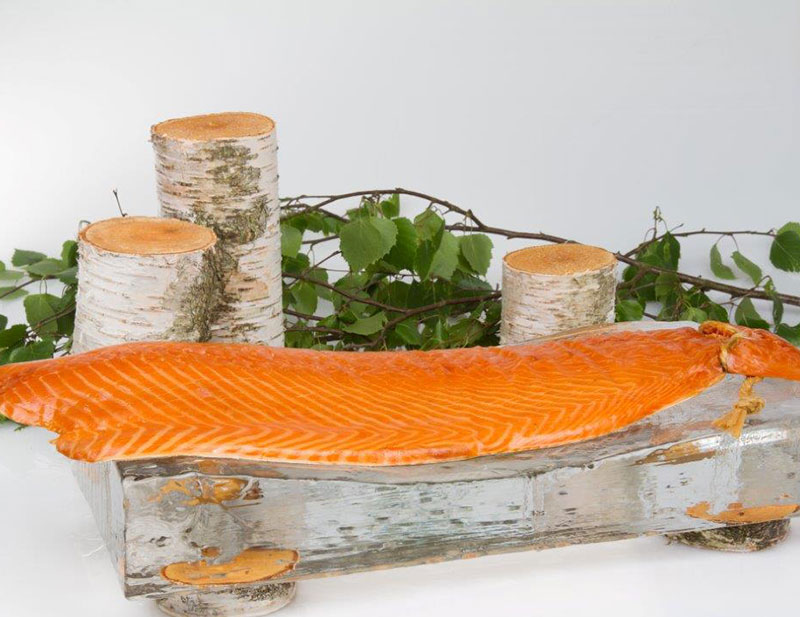 Birch Smoked Salmon