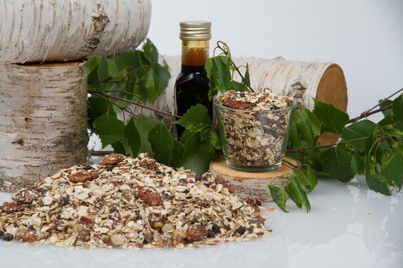Sealand Concept strives to make the healthiest musli in the world